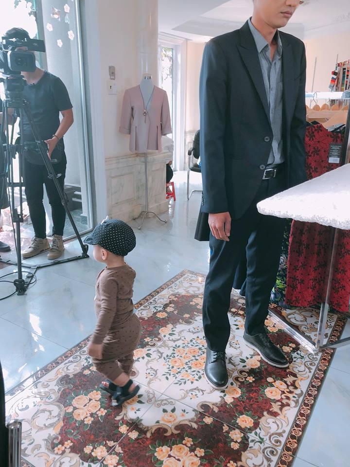 Chưa đầy 2 tuổi, 'hoàng tử' nhà Ngọc Lan – Thanh Bình đã đẹp trai như soái ca - Ảnh 5