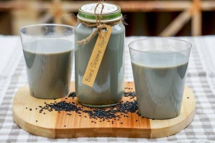 Da căng bóng mịn màng, dáng đẹp như siêu mẫu nhờ uống nước mè đen rang mỗi ngày - Ảnh 4