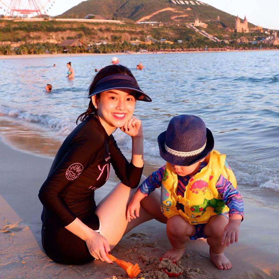Mẹ đơn thân Ly Kute tiết lộ bí quyết dưỡng trắng da 'bình dân' nhờ nước vo gạo thừa! - Ảnh 1