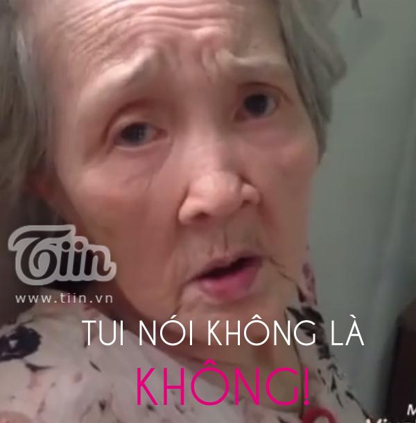 Tạm biệt bà ngoại 'xì-tin' nhất Việt Nam, nơi thiên đàng ngoại hãy cứ mỉm cười như thế nhé! - Ảnh 1