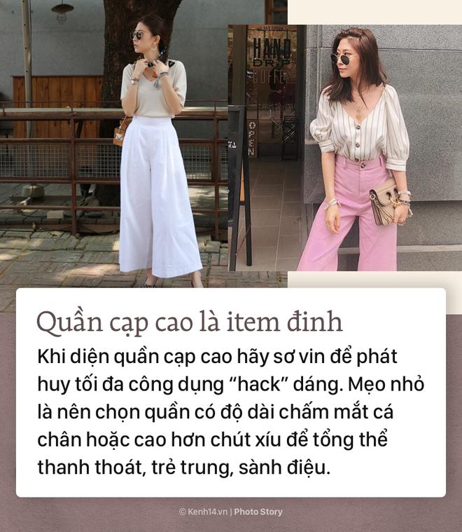 Bỏ túi vài tips ăn mặc giúp hack chân dài miên man cho các nàng thấp bé - Ảnh 1