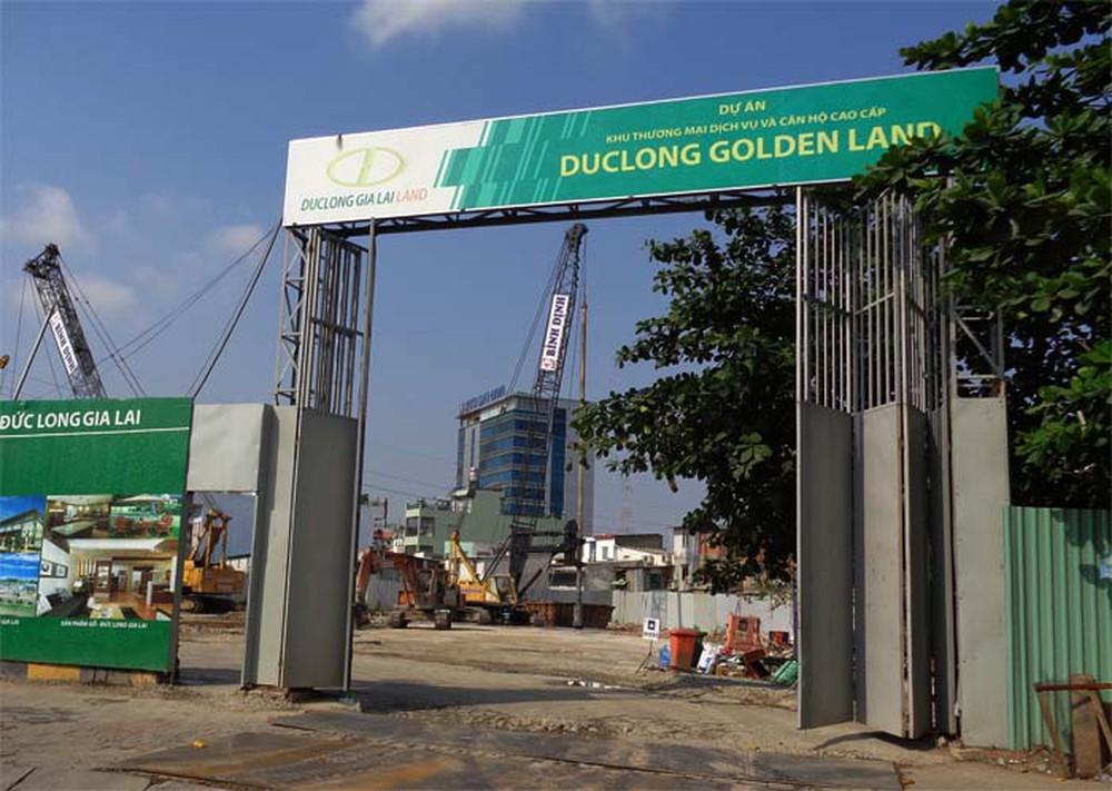 Căn hộ tại dự án Đức Long Golden Land bị dừng chuyển nhượng - Ảnh 1
