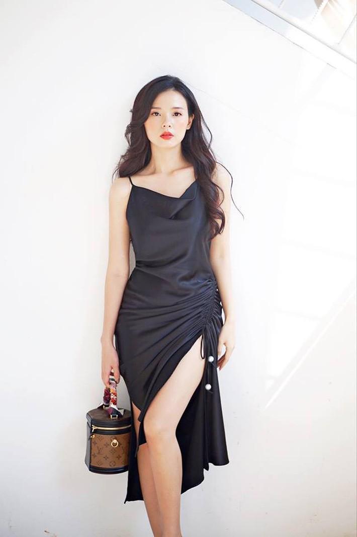 Midu quả là khéo mặc: Một chiếc váy diện đến 6 màu, mix đủ kiểu mà chẳng kiểu nào nhàm - Ảnh 5