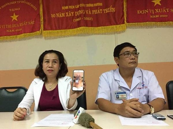 Xử lý spa tiêm filler, botox không phép ở Sài Gòn - Ảnh 1