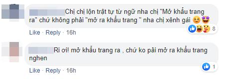 Hari Won lại bị nhắc nhở chuyện sử dụng sai trật tự từ ngữ trong tiếng Việt - Ảnh 2