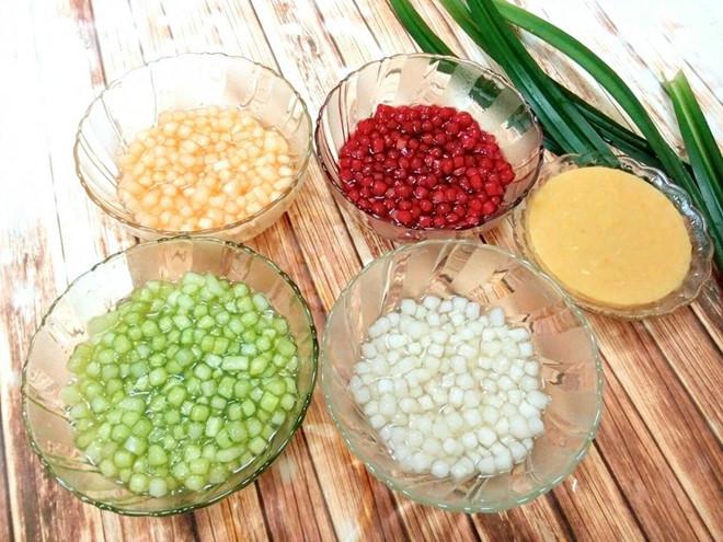 'Bỏ túi' ngay cách làm chè sương sa hạt lựu thơm ngon cực đơn giản, giải nhiệt trưa hè - Ảnh 2