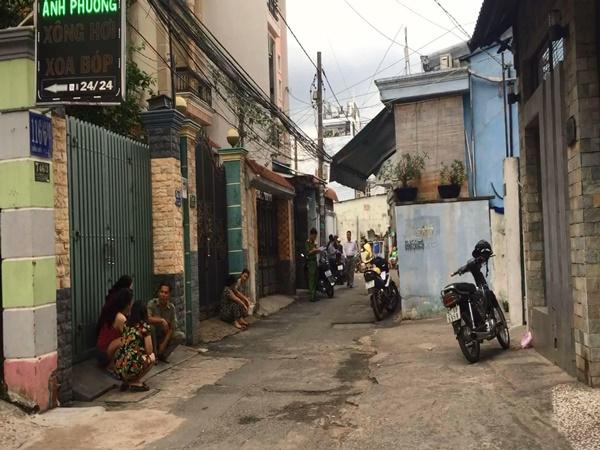 Nghi can sát hại rồi phân xác cô gái bị di lý về tỉnh Tây Ninh để tìm phần thi thể còn lại - Ảnh 1