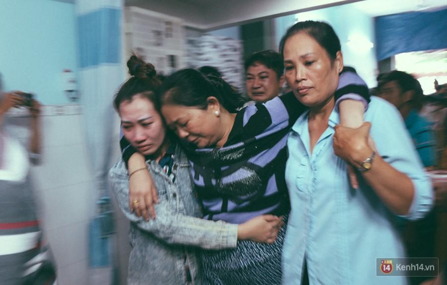 Vụ cô gái bị bạn trai cũ phân xác ở Sài Gòn: Chồng sắp cưới không đứng vững, liên tục gào khóc gọi tên người yêu trong tuyệt vọng - Ảnh 10