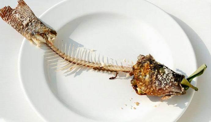 Đừng uống giấm nếu bị hóc xương cá, dùng mẹo nhỏ này xương cá sẽ biến mất - Ảnh 4