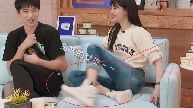 Trịnh Sảng bị chê EQ thấp, kém duyên khi quay show thực tế mà giẫm cả giày lên ghế - Ảnh 2