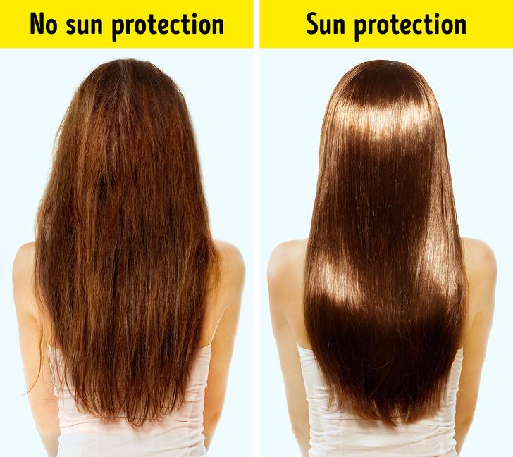 9 sai lầm khi chăm sóc khiến tóc ngày càng gãy rụng và xơ rối, không muốn hói đầu thì tránh xa  - Ảnh 9