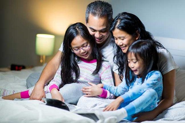 9 tình huống cha mẹ phải nói 'không', con sẽ có nhân cách tốt khiến cả nhà tự hào - Ảnh 2
