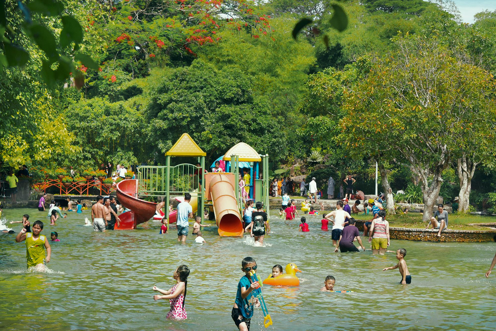 Cùng tận hưởng những ngày hè vui khỏe cùng gia đình tại công viên Suối Mơ - Ảnh 2