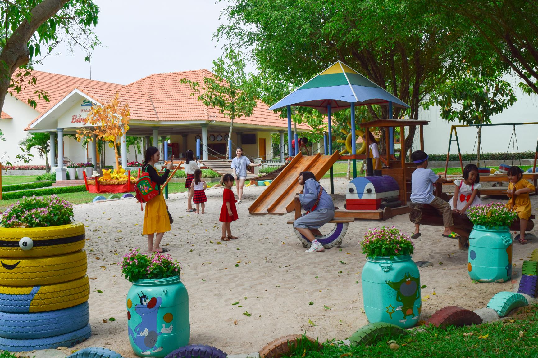 Cùng tận hưởng những ngày hè vui khỏe cùng gia đình tại công viên Suối Mơ - Ảnh 5