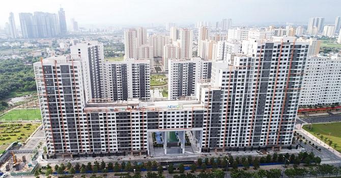 Dự án New City Thủ Thiêm chuyển nhượng 1.122 căn hộ sai luật - Ảnh 1