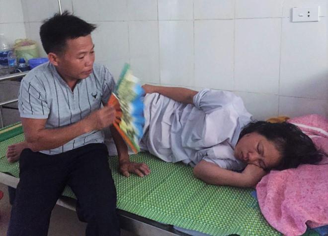 Vụ thai nhi bị kéo đứt cổ: Công an vào cuộc, kết quả siêu âm thai gây sốc - Ảnh 2