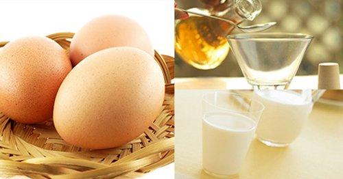 Lấy trứng gà về, trộn đều với 2 thứ này, nám, tàn nhang nặng đến đâu cũng trị khỏi - Ảnh 2