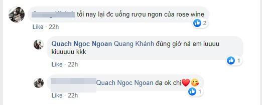 Nghi vấn thú vị, Phượng Chanel dùng tài khoản facebook của Quách Ngọc Ngoan để 'tự khen' mình thời trang - Ảnh 6