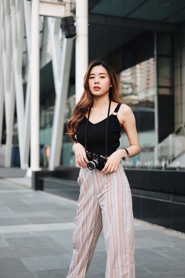 Cô bạn thân của Lisa ở Thái Lan: Nhan sắc đẹp chẳng kém idol, style đơn giản mà vẫn sexy 'hết nút' - Ảnh 12