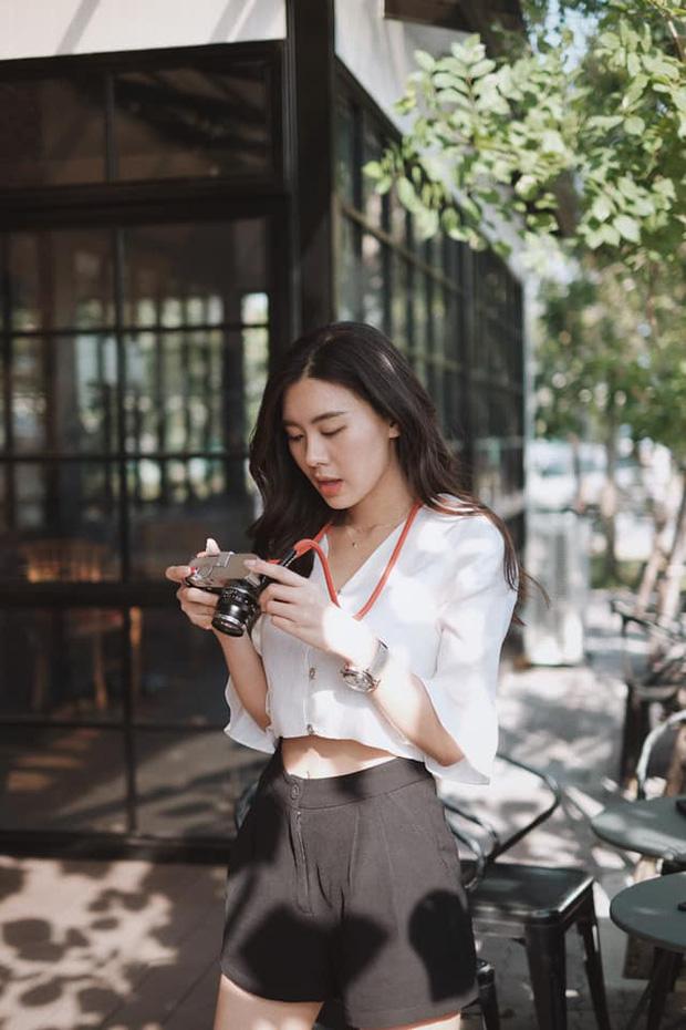 Cô bạn thân của Lisa ở Thái Lan: Nhan sắc đẹp chẳng kém idol, style đơn giản mà vẫn sexy 'hết nút' - Ảnh 6