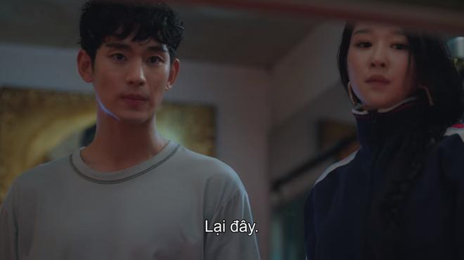 Đưa 'khùng nữ' Seo Ye Ji đi nhà nghỉ nhưng Kim Soo Hyun lại quên đem tiền ở Điên Thì Có Sao tập 5 - Ảnh 1