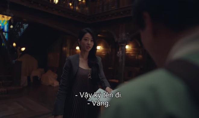 Đưa 'khùng nữ' Seo Ye Ji đi nhà nghỉ nhưng Kim Soo Hyun lại quên đem tiền ở Điên Thì Có Sao tập 5 - Ảnh 12
