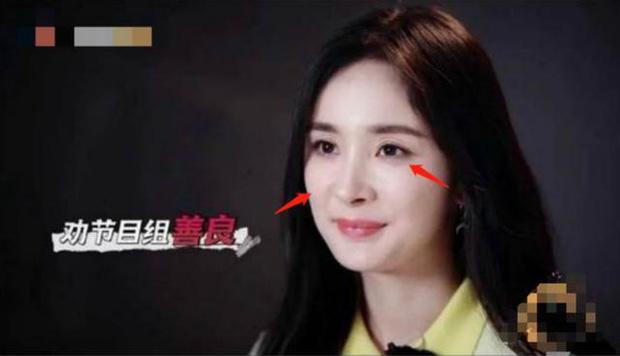 Dương Mịch lộ rõ dấu hiệu lão hoá, khác xa ảnh PTS khi xuất hiện trên sóng truyền hình - Ảnh 3