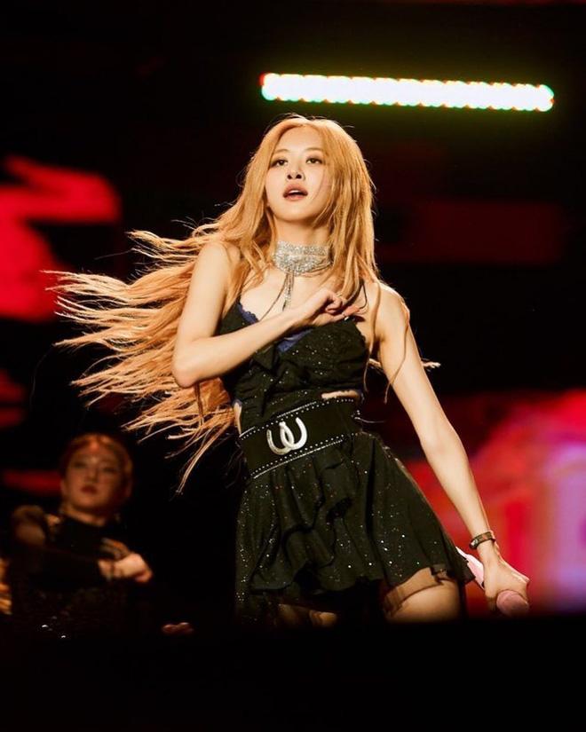 Knet khen ngợi BLACKPINK hết lời với màn encore xuất sắc: Nói không với hát đè hát nhép, Jisoo và Jennie ổn định nhưng Rosé gây bất ngờ nhất - Ảnh 3