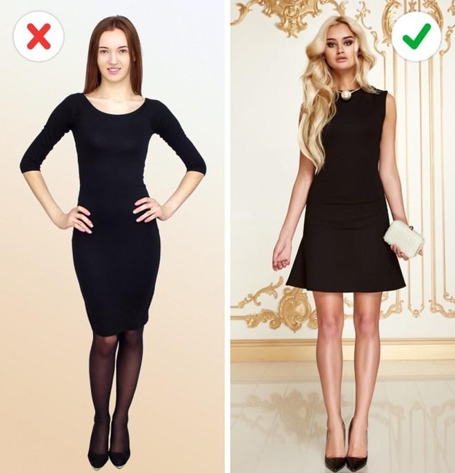 12 lỗi phục trang sai trầm trọng mà chị em công sở thường hay mắc phải khi đi tiệc công ty - Ảnh 2