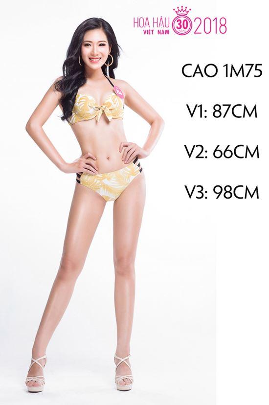 Cách tăng cỡ hông, mông của người đẹp có vòng 3 lớn nhất Hoa hậu Việt Nam - Ảnh 1