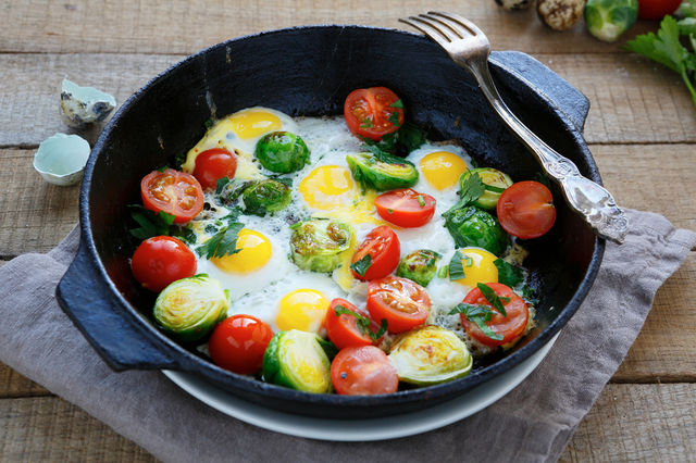 Chuyên gia chia sẻ thực đơn ăn sáng kích thích cơ thể đốt cháy chất béo giúp giảm cân cực nhanh - Ảnh 1