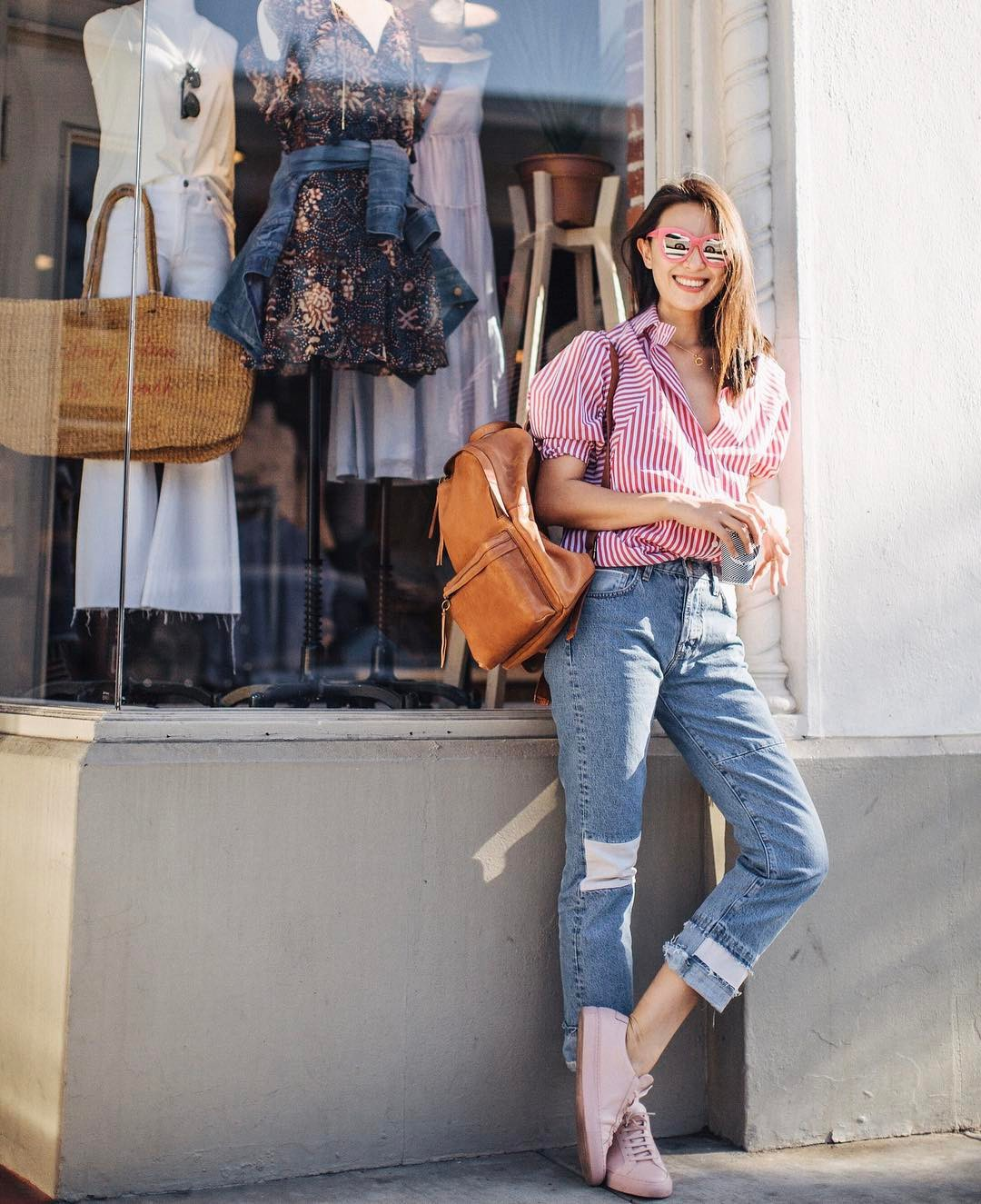 """Dù thời trang có xoay vòng thế nào, áo sơ mi vẫn là item """"hot bền vững"""" trong lòng mọi quý cô công sở - Ảnh 4"""