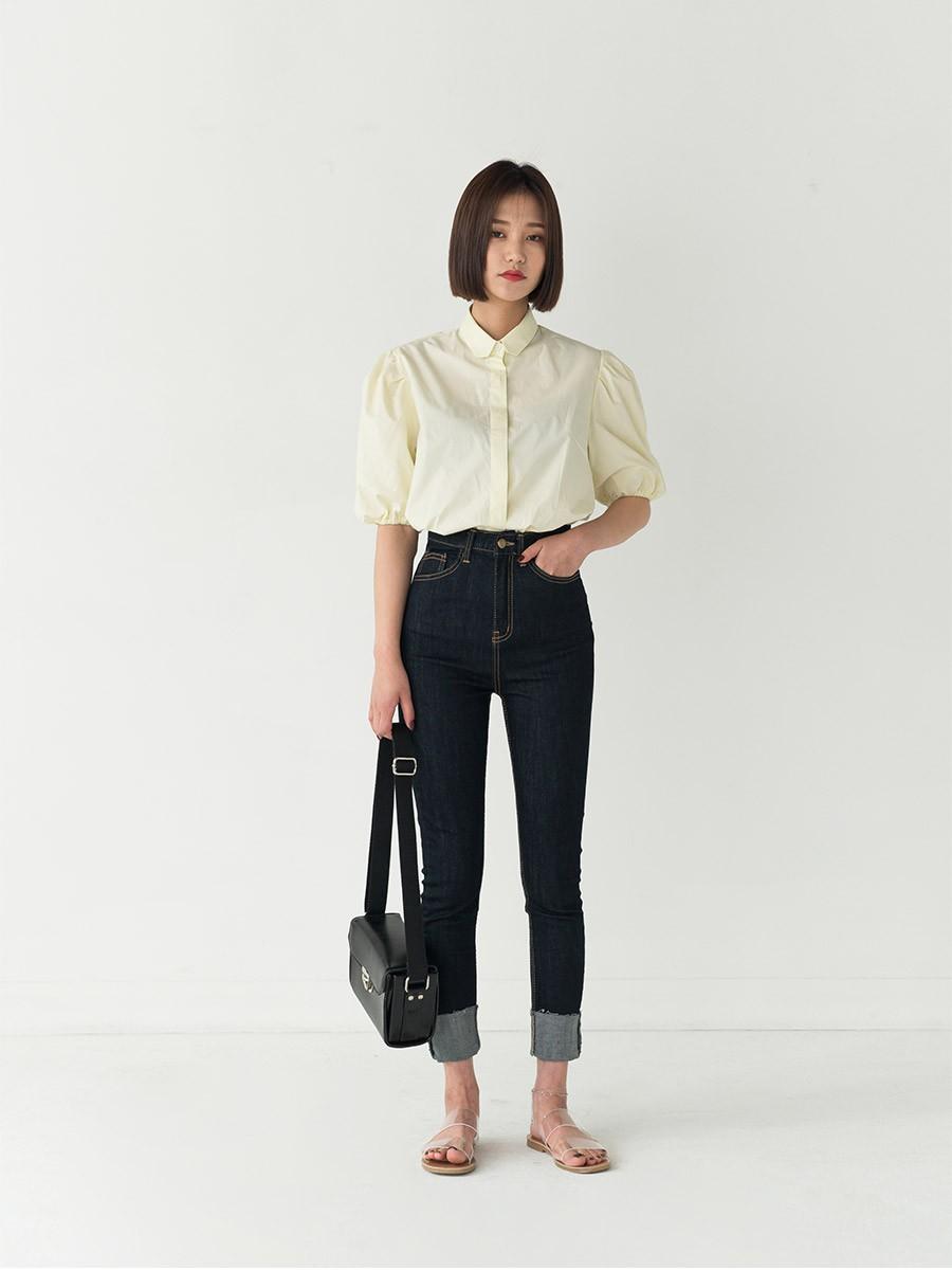 """Dù thời trang có xoay vòng thế nào, áo sơ mi vẫn là item """"hot bền vững"""" trong lòng mọi quý cô công sở - Ảnh 6"""