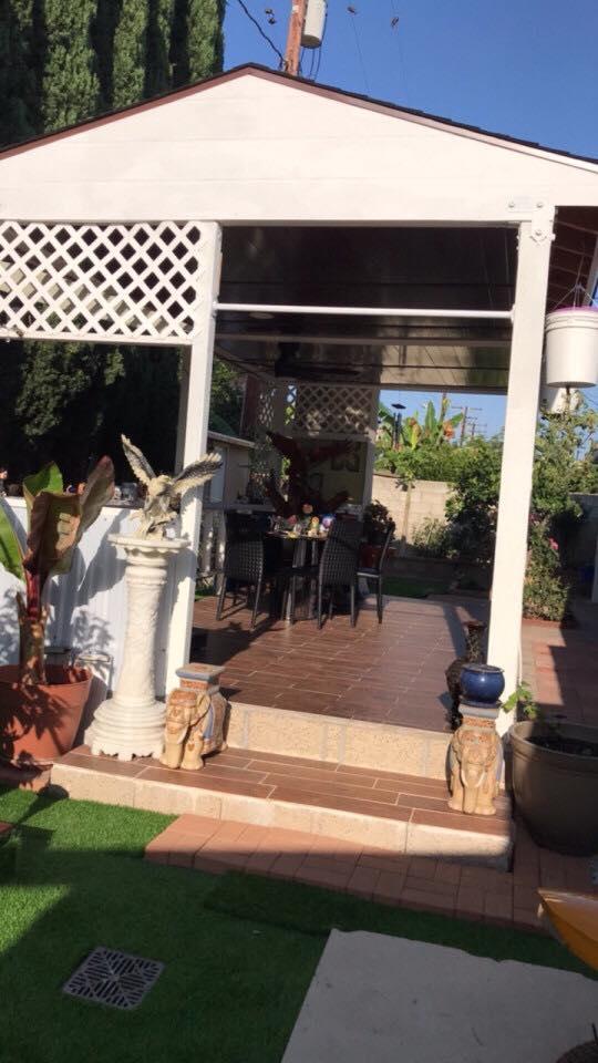 Hé lộ không gian nhà vườn giản dị của ca sĩ Hương Lan ở Mỹ - Ảnh 1