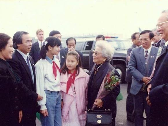 Hé lộ loạt ảnh hiếm lúc nhỏ của Hoa hậu Ngô Phương Lan - Ảnh 4