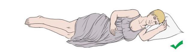 Không ngờ tư thế nằm ngửa khi mang thai mà không ít mẹ bầu lựa chọn lại là một điều hại - Ảnh 4