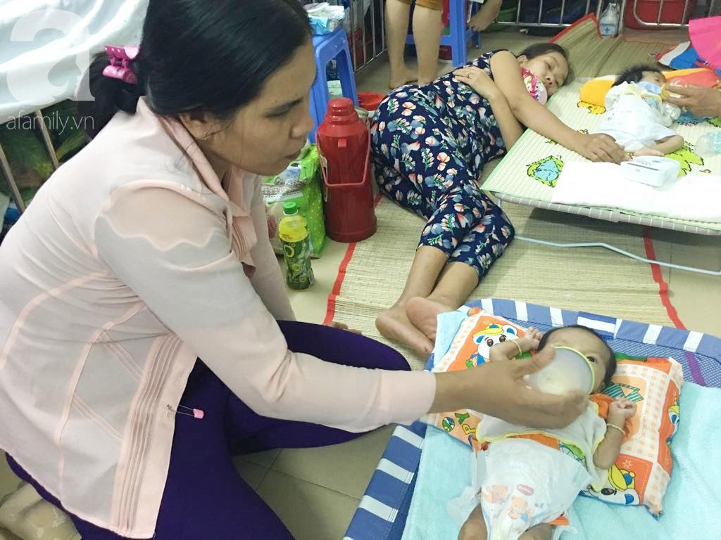 Phép màu đến với bé trai 2 tháng tuổi nặng chỉ 2 ký, mẹ nghèo không đủ tiền đưa con đi chữa bệnh - Ảnh 5