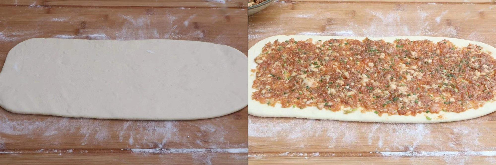 Tôi có cách làm bánh bao nhân thịt vừa nhanh vừa ngon lại còn đẹp mắt, bạn thử là sẽ thích liền! - Ảnh 3