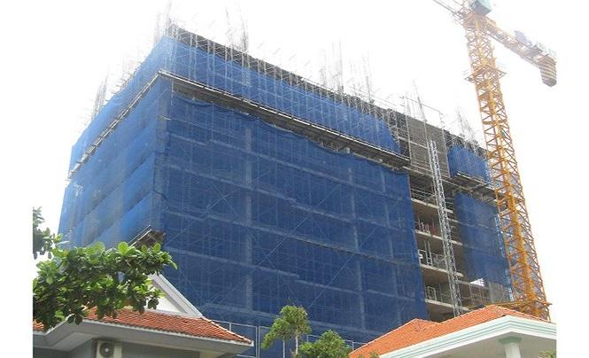 Sau loạt 'lùm xùm', DIC Corp bị phạt tiền tỷ vì xây cao ốc không phép, vượt tầng - Ảnh 1