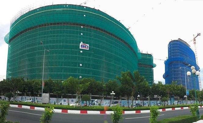 Sau loạt 'lùm xùm', DIC Corp bị phạt tiền tỷ vì xây cao ốc không phép, vượt tầng - Ảnh 2