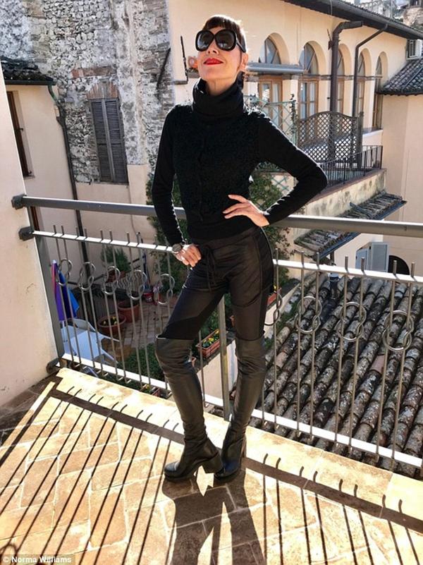 Cụ bà 70 tuổi tiết lộ bí quyết giữ vóc dáng chuẩn như người mẫu - Ảnh 6