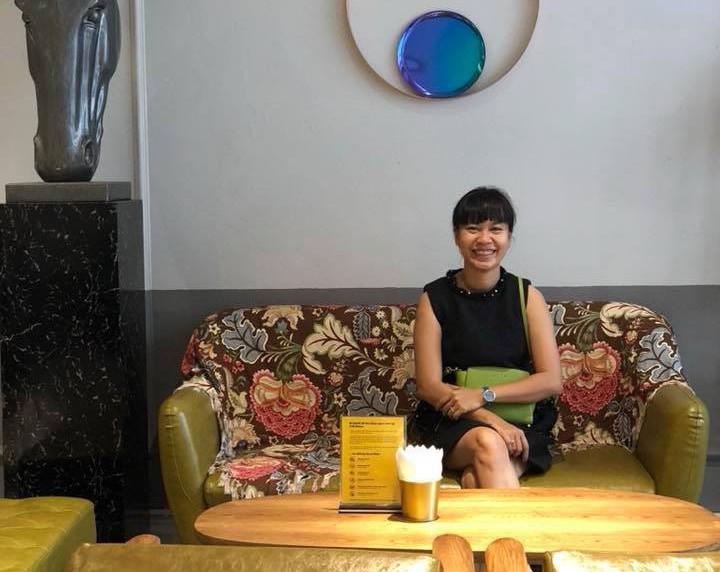 Chỉ dùng cát và bếp thông thường, mẹ đảm Nha Trang chỉ cách làm bánh Trung Thu truyền thống thơm ngon như nướng lò hiện đại - Ảnh 13