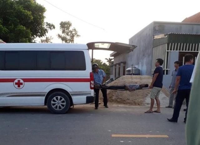 Quảng Ninh: 2 người tử vong vì bị điện giật khi đổ móng nhà - Ảnh 1