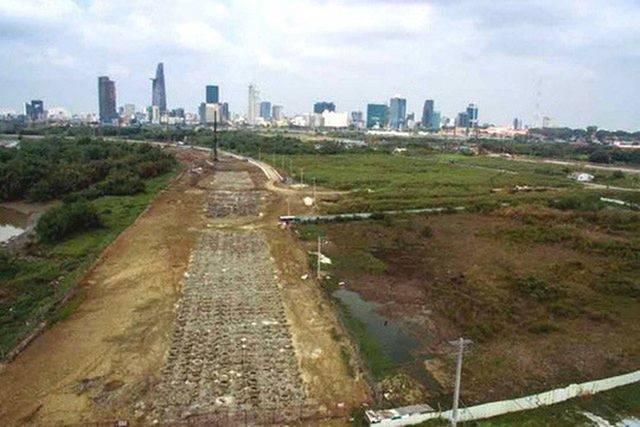 TP.HCM rà soát toàn bộ dự án chậm triển khai ở quận 2 - Ảnh 1