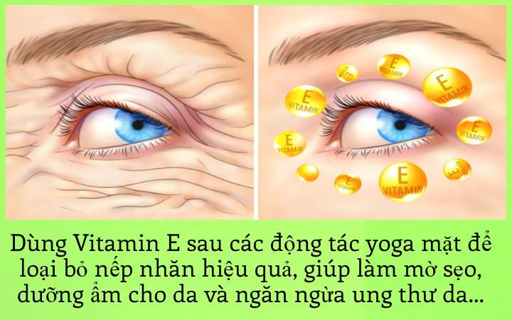 Xóa nếp nhăn hiệu quả với bài tập yoga mặt đơn giản - Ảnh 8