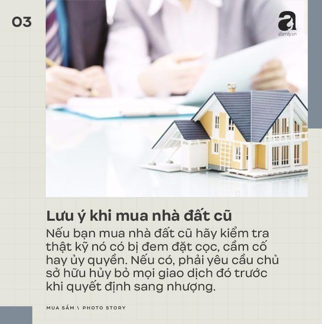 7 kinh nghiệm mua bán nhà đất bạn cần đặc biệt chú ý - Ảnh 3