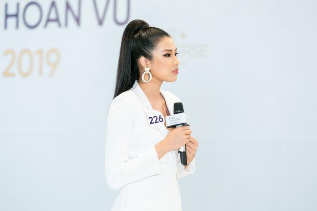 Nguyễn Thị Thành trượt top 60 Hoa hậu Hoàn vũ VN 2019: 'Tôi không có duyên đi thi sắc đẹp' - Ảnh 2