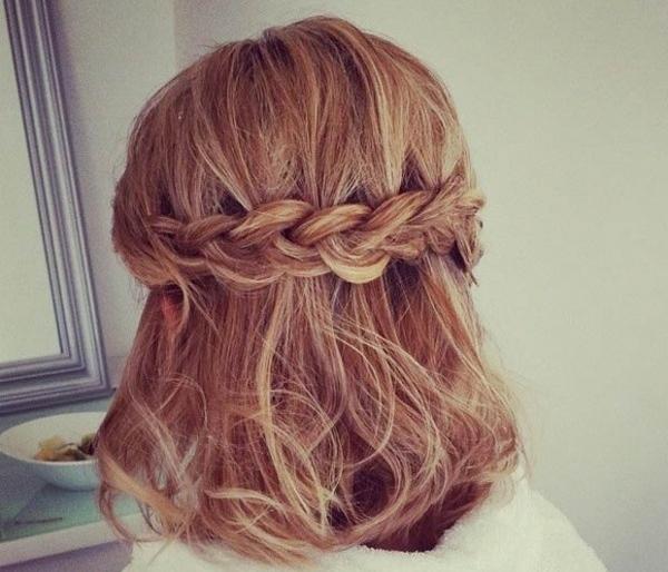 Tết tóc ngắn - 'đã mắt' với những kiểu siêu xinh khiến nàng 'rung rinh' - Ảnh 11