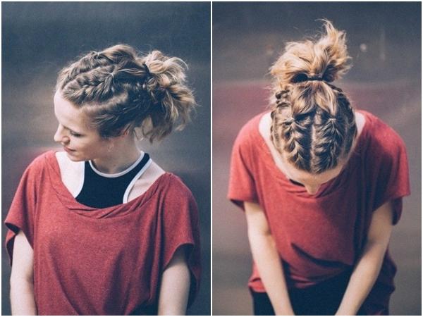 Tết tóc ngắn - 'đã mắt' với những kiểu siêu xinh khiến nàng 'rung rinh' - Ảnh 14