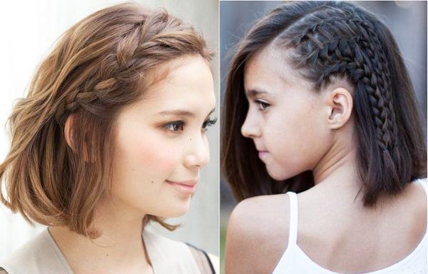 Tết tóc ngắn - 'đã mắt' với những kiểu siêu xinh khiến nàng 'rung rinh' - Ảnh 17